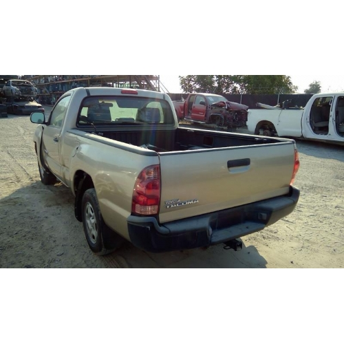 Used 2005 Toyota Tacoma Parts Car - Gold with gray interior