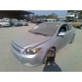 Used 2006 Scion TC Parts Car - Silver with black interior, 4 cylinder engine, automatic transmission