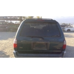 Used 1997 Toyota 4Runner Parts Car - Green with tan interior, 6 cyl engine, automatic transmission