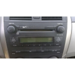 Used 2009 Toyota Corolla Parts Car - Grey with black interior, 4 cylinder engine, Automatic transmission