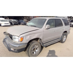 Used 1999 Toyota 4Runner Parts Car - Gold with tan interior, 6 cyl engine, Automatic transmission
