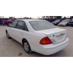 Used 2001 Toyota Avalon  Parts Car - White with brown interior, 6 cylinder engine, automatic transmission