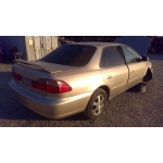 Used 2000 Honda Accord SE Parts Car - Gold with tan interior, 4 cylinder engine, Automatic  transmission