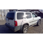 Used 2001 Nissan Xterra Parts Car - White with black interior, 6 cyl engine, Automatic transmission