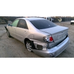 Used 2005 Toyota Camry Parts Car - Silver with gray interior, 4 cylinder engine, automatic transmission