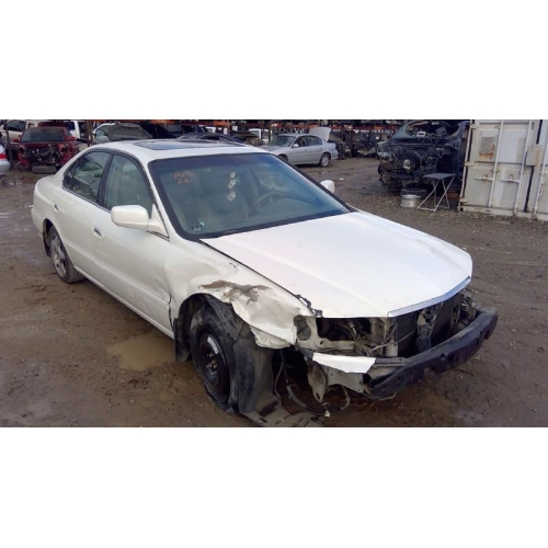 Used Acura TL Parts Car White With Tan Interior Cylinder - 2002 acura tl parts