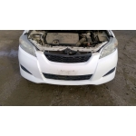Used 2009 Toyota Matrix Parts Car - White with black interior, 4 cylinder engine, Automatic transmission
