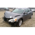 Used 2015 Nissan Altima Parts Car - Grey with black interior, 4 cyl engine, Automatic transmission