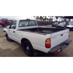 Used 2003 Toyota Tacoma Parts Car - White with gray interior, 4 cyl engine, Automatic transmission