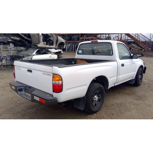 Used 2003 toyota tacoma parts car white with gray - 2013 toyota tacoma interior accessories ...