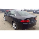 Used 2008 Acura TSX Parts Car - Black with black interior, 6 cylinder, Automatic transmission