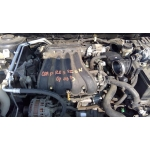 Used 2008 Nissan Sentra Parts Car - Black with black interior, 4 cyl engine, Automatic transmission