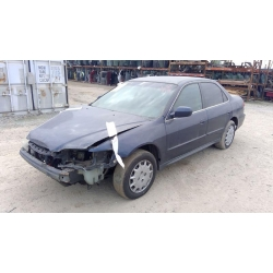 Used 2001 Honda Accord LX Parts Car - Blue with gray interior,4 cylinder engine, automatic  transmission
