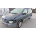 Used 2000 Toyota Sienna Parts Car - Green with tan interior, 6 cylinder engine, Automatic transmission
