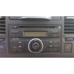 Used 2009 Nissan Versa Parts Car - Grey with black interior, 4 cyl engine, Automatic transmission