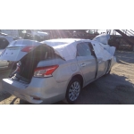 Used 2016 Nissan Sentra Parts Car - Silver with black interior, 4 cyl engine, Automatic transmission