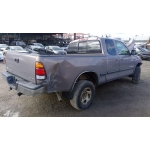 Used 2002 Toyota Tundra Parts Car - Grey with grey interior, 6 cylinder engine, Automatic transmission