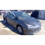 Used 2016 Toyota Prius Parts Car - Grey with black interior, 4 cylinder engine, Automatic transmission