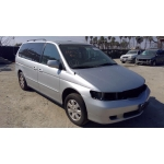 Used 2003 Honda Odyssey Parts Car - Silver with gray interior, 6 cyl, Automatic transmission
