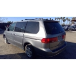 Used 2001 Honda Odyssey Parts Car - Gray with gray interior, 6 cylinder engine, Automatic transmission