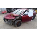 Used 2012 Toyota Camry Parts Car - Red with grey interior, 4 cylinder engine, Automatic transmission