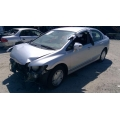 Used 2006 Honda Civic MX Parts Car - Silver with black interior, 4 cylinder engine, Automatic transmission