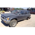 Used 1991 Toyota 4Runner Parts Car - Silver with grey interior, 6 cyl engine, manual transmission