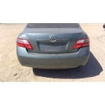 Used 2007 Toyota Camry Parts Car - Silver with brown interior, 4 cylinder engine, Automatic transmission
