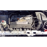 Used 2002 Honda CRV Parts Car - Silver with black interior, 2.4L 4 cylinder engine, automatic transmission