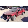 Used 2009 Toyota Camry Parts Car - Red with grey interior, 4 cyl engine, Automatic transmission