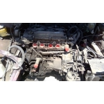Used 2002 Toyota Camry Parts Car - Burgundy with tan interior, 4 cylinder engine, automatic transmission
