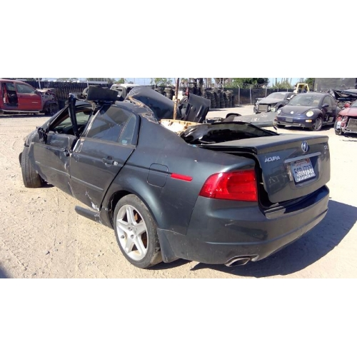 Used 2004 Acura TL Parts Car - Grey with tan interior, 6 cyl