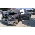 Used 2007 Toyota Tundra Parts Car - Blue with grey interior, 8 cylinder engine, automatic transmission