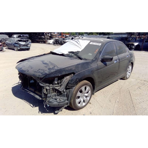 Used 2010 Honda Accord Parts Car -Black With Tan Interior