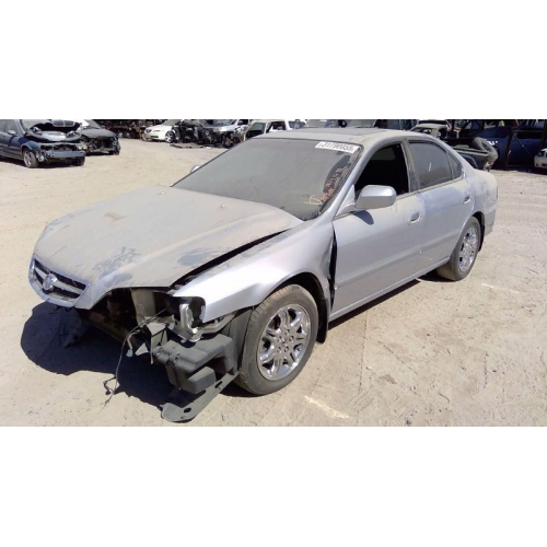 Used Acura TL Parts Car Silver With Grey Interior Cylinder - 2000 acura tl transmission price