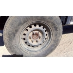 Used 2001 Toyota Tacoma Parts Car - Silver with grey interior, 6 cyl engine, automatic transmission