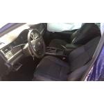 Used 2016 Toyota Camry SE Parts Car - Blue with black interior, 4 cylinder hybrid engine, Automatic transmission