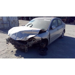 Used 2004 Mazda 3 Parts Car - Silver with grey interior, 4cyl engine, 5 speed manual transmission