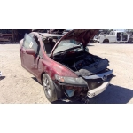 Used 2010 Honda Civic Parts Car - Burgundy with tan interior, 4 cylinder engine, Automatic transmission