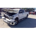 Used 2008 Toyota Tundra Parts Car - White with black interior, 8 cylinder engine, automatic transmission