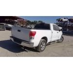 Used 2008 Toyota Tundra Parts Car - White with black interior, 8 cylinder engine, automatic transmission