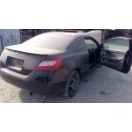 Used 2008 Honda Civic EX Parts Car - Black with grey interior, 4 cylinder engine, Automatic transmission