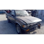 Used 1992 Toyota Pickup Parts Car - Grey with grey interior, 22RE engine, 5 speed transmission