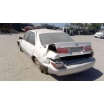 Used 2001 Toyota Camry Parts Car - White with grey interior, 4 cylinder engine, Automatic transmission