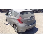 Used 2015 Nissan Versa Note Parts Car - Grey with black interior, 4 cyl engine, Automatic transmission