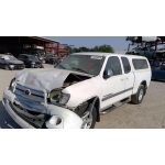 Used 2004 Toyota Tundra Parts Car - White with grey interior, 8 cylinder engine, Automatic transmission