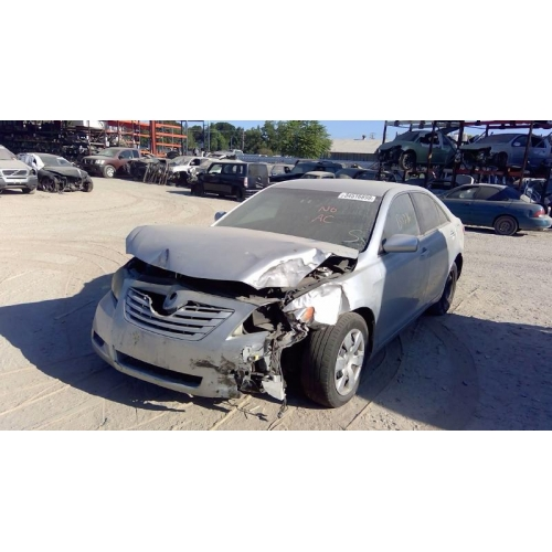 Used 2007 Toyota Camry Parts Car Silver With Grey Interior 4 Cylinder Engine Automatic Transmission