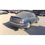 Used 2002 Nissan Sentra Parts Car - Blue with brown interior, 4 cyl engine, Automatic transmission