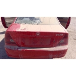 Used 2001 Honda Civic LX Parts Car - Red with tan interior, 4 cylinder engine, automatic transmission