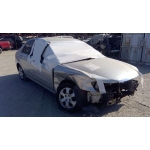 Used 2004 Kia Spectra Parts Car - Silver with grey interior, 4 cylinder engine, automatic transmission